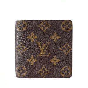 Louis Vuitton Monogram Bifold Wallet